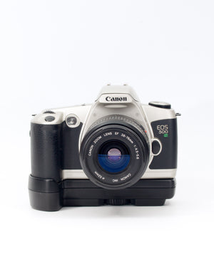 Canon EOS 500N 35mm SLR Film Camera with 38-76mm Lens