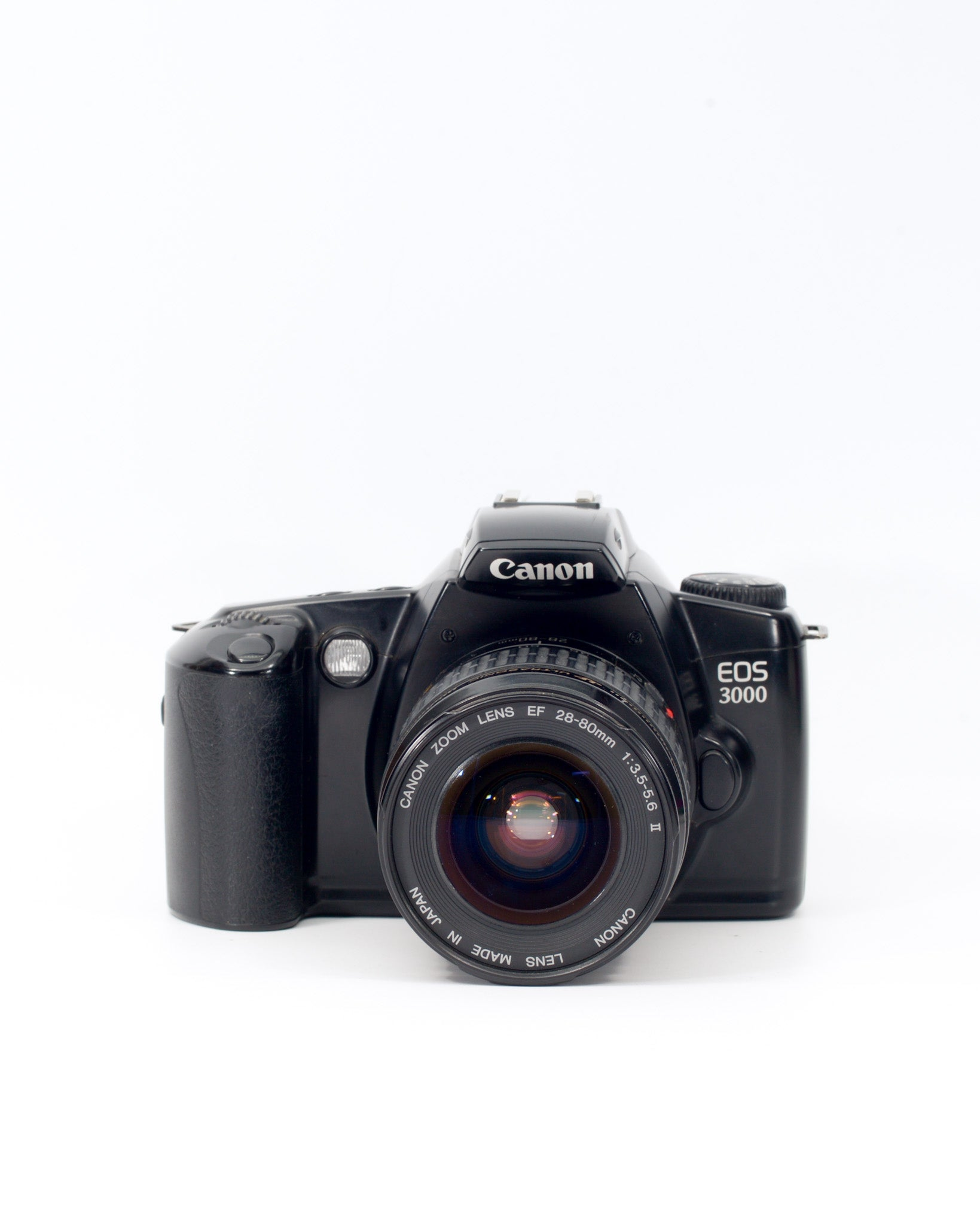 Canon EOS 3000 35mm SLR Film Camera with 28-80mm Lens