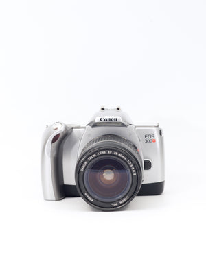 Canon EOS 300V 35mm SLR Film Camera with 28-80mm Lens