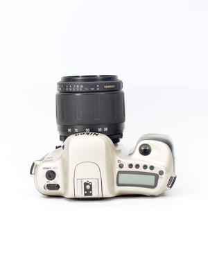 Nikon F50 35mm SLR film camera with 28-80mm lens