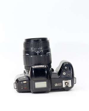 Pentax Z-10 35mm SLR film camera with 28-80mm lens