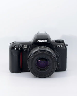 Nikon F65 35mm SLR film camera with 35-80mm lens