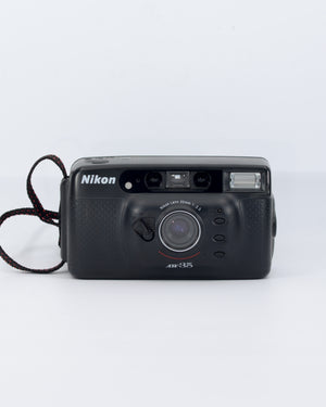 Nikon AW35 35mm Point & Shoot film camera with 35mm f3.5 lens