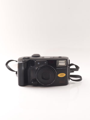 Olympus AZ-200 Superzoom 35mm Point and Shoot film camera with 38-80mm zoom lens