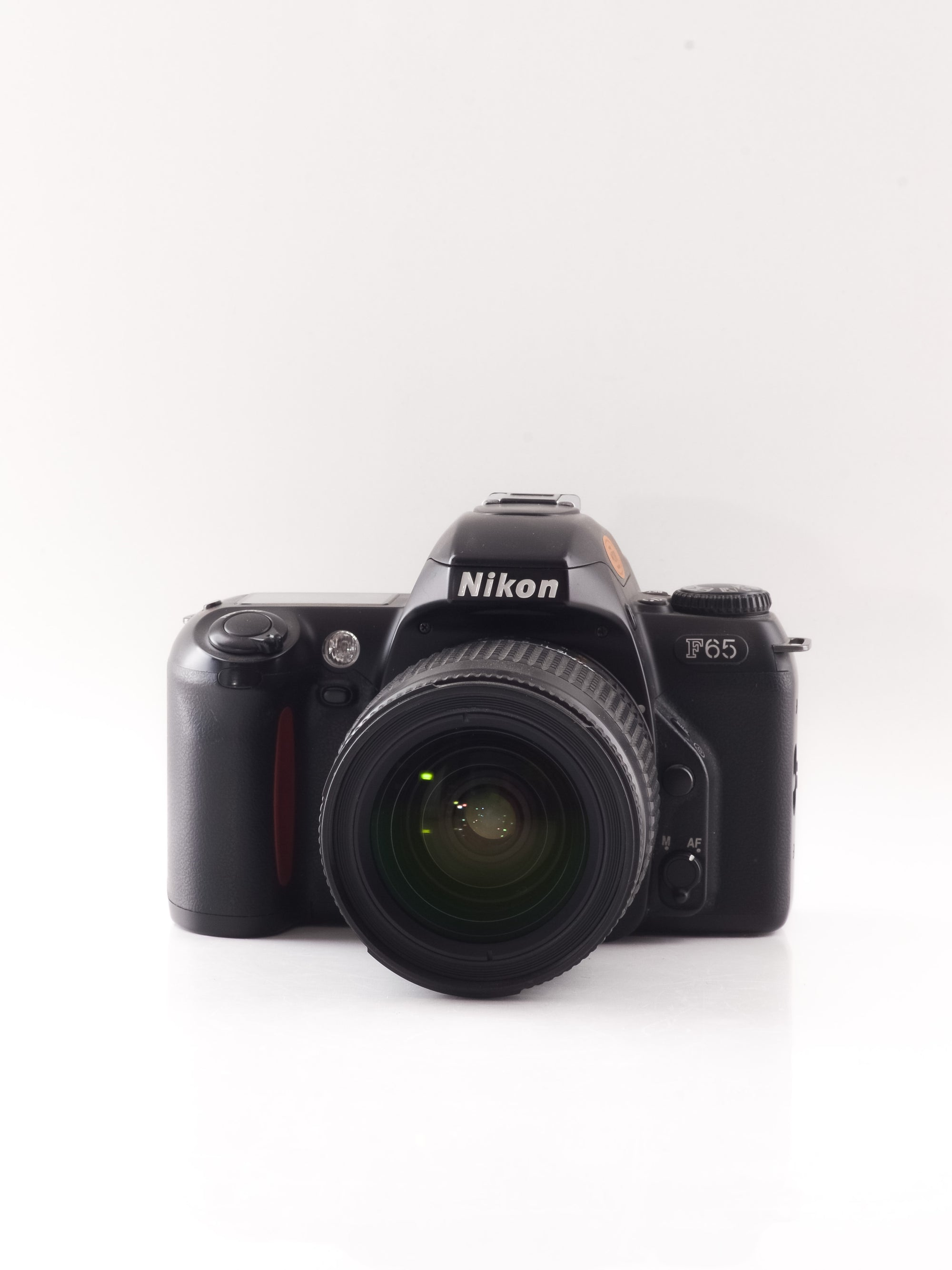 Nikon F65 35mm SLR film camera with 28-80mm lens