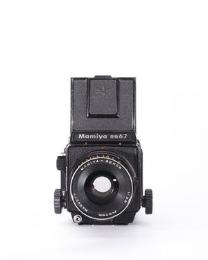 Mamiya RB67 Pro Medium Format film camera with 90mm f3.8 lens