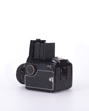 Mamiya 645 Medium Format film camera with 80mm f2.8 lens