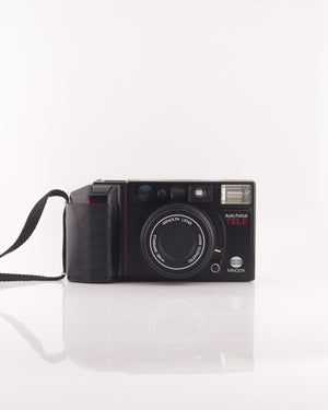 Minolta AFT 35mm point & shoot film camera with 38mm f2.8 lens
