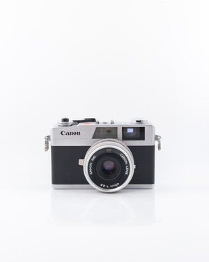 Canon Canonet 28 35mm rangefinder film camera with 40mm f2.8 lens