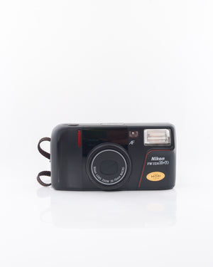 Nikon TW Zoom 35mm Point & Shoot film camera with 35-70mm lens