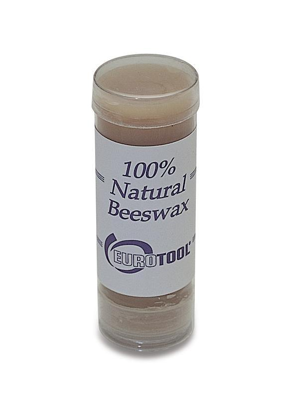 NATURAL BEESWAX - 1 OZ. TUBE - B Golden Jewelry School
