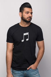 Music is Life Tee for Men
