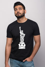 NYC Statue of Liberty Tee for Men