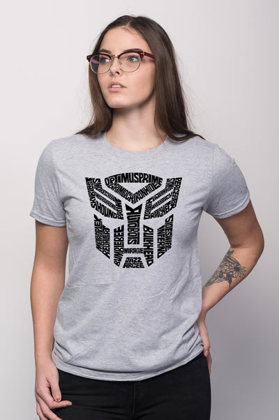 Transformers Autobots Tee for Women