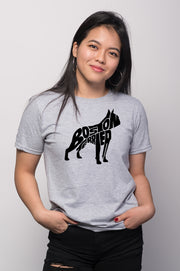 Boston Terrier Tee for Women