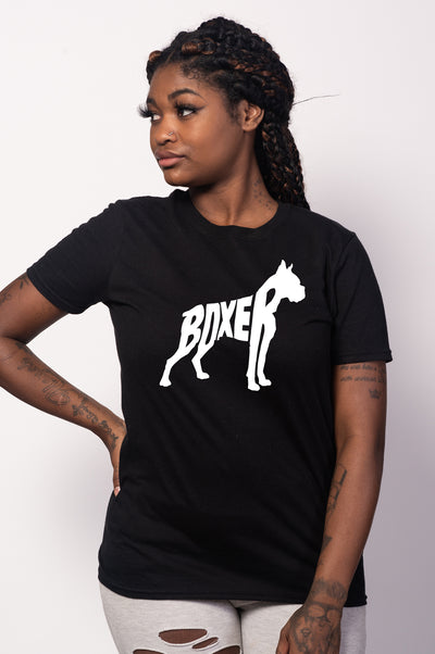 Boxer Tee for Women