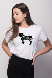 Bulldog Tee for Women