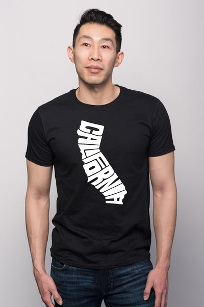 California Tee for Men