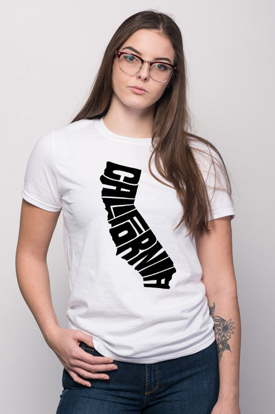 California Tee for Women