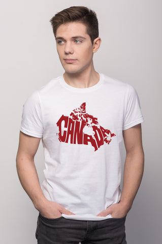 Canada Tee for Men