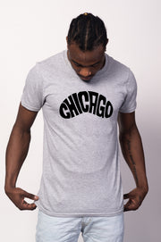 Chicago Bean Tee for Men