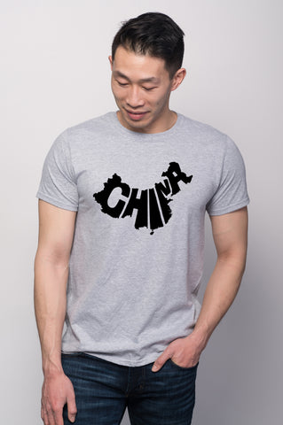 China Tee for Men