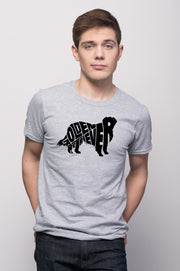 Golden Retriever Tee for Men