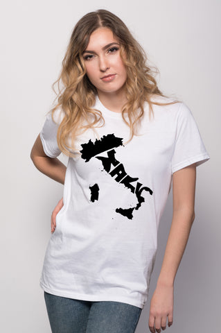 Italy Tee for Women