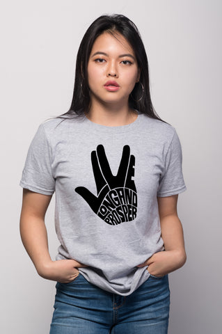 Live Long and Prosper Tee for Women