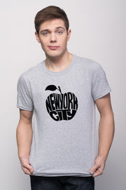 NYC Big Apple Tee for Men