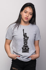 NYC Statue of Liberty Tee for Women