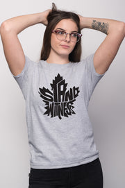 Maple Leafs Stand Witness Tee for Women