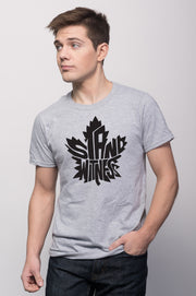 Maple Leafs Stand Witness Tee for Men