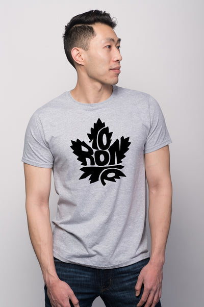 Toronto Leaf Tee for Men