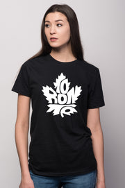 Toronto Leaf Tee for Women