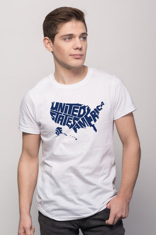 USA Tee for Men