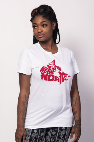 We The North Tee for Women