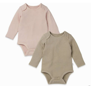 Mori Baby Bodysuit Organic Cotton