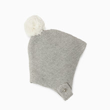 Load image into Gallery viewer, Mori Knitted Bonnet Hat