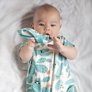 THE BONNIE MOB Teething Ring Cactus