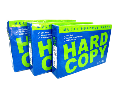 Advance hardcopy copier paper s24 80gsm