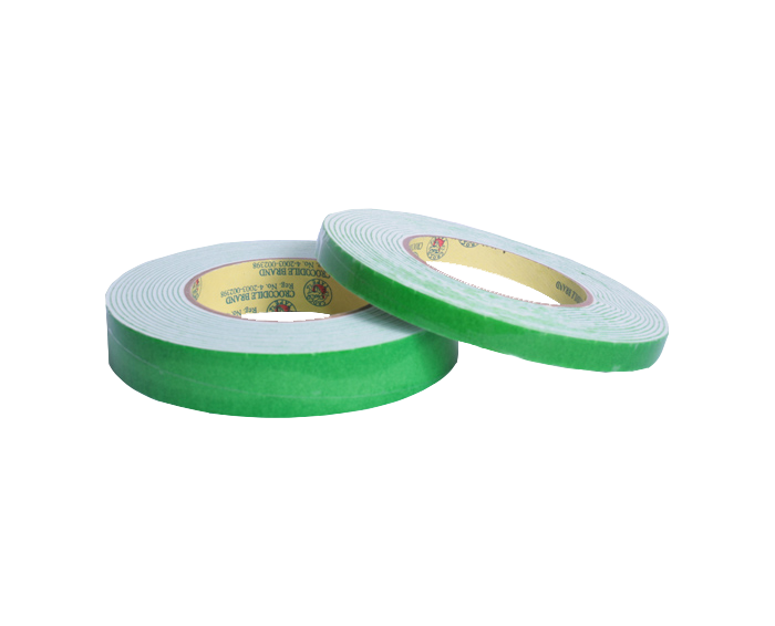 Crocodile double sided tape with foam 1