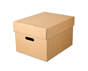 SMART Document Box with Cover