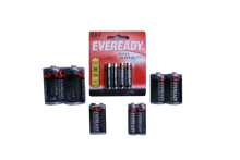 Load image into Gallery viewer, Eveready super heavy duty batteries