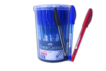 Load image into Gallery viewer, Faber castell ballpen 1423 super fine roller point