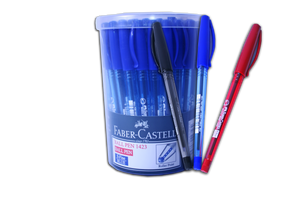 Faber castell ballpen 1423 super fine roller point