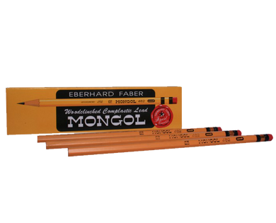 Mongol no. 1 pencil 482