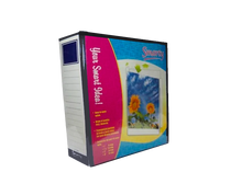"Load image into Gallery viewer, SMARTY 3-Ring 3"", A4 (D-3000) Binder"