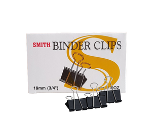 SMITH Double Binder Clip