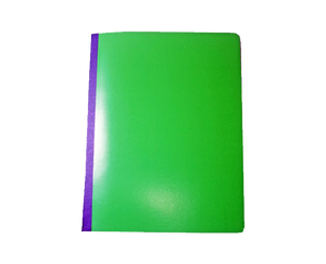 Vaeco local pressboard folder green